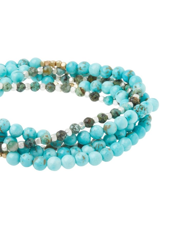 TURQUOISE & AFRICAN TURQUOISE
