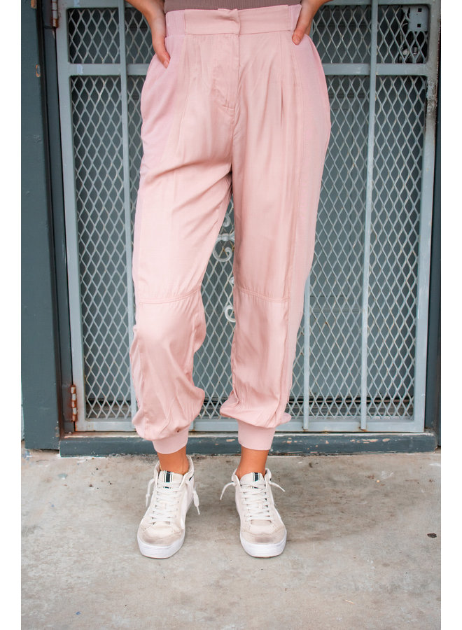 ADELAIDE SATIN TROUSERS
