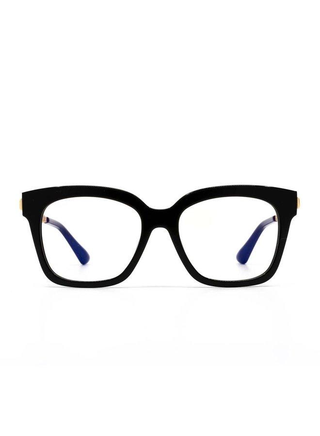 BELLA XS- BLACK + BLUE LIGHT TECH