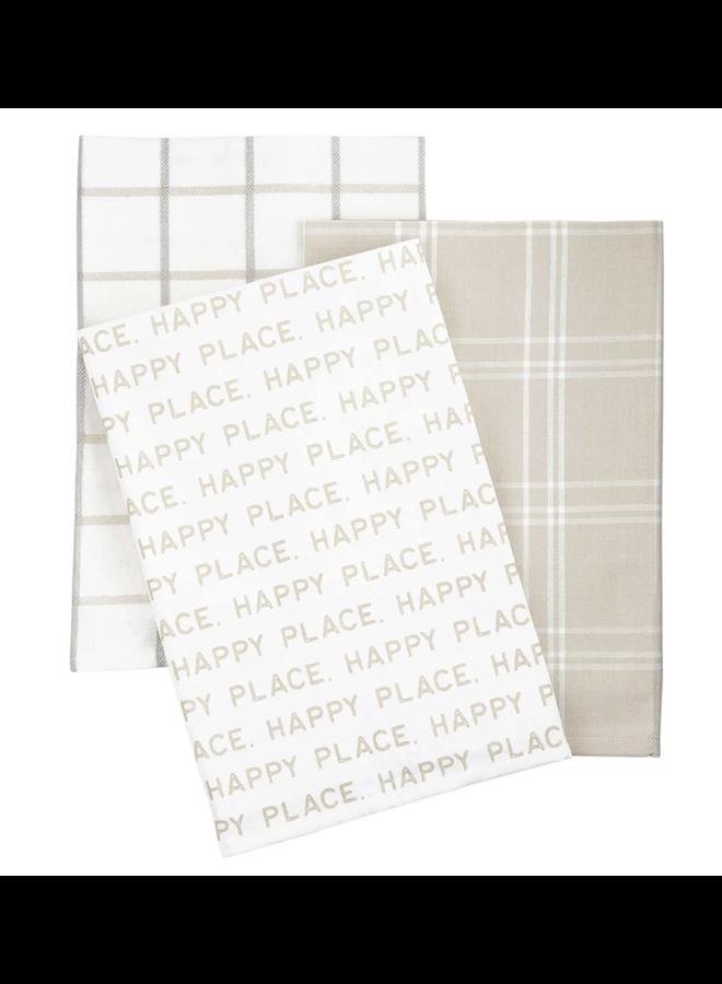 HAPPY PLACE TOWEL SET