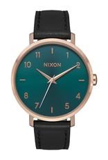 nixon Nixon - montre arrow leather