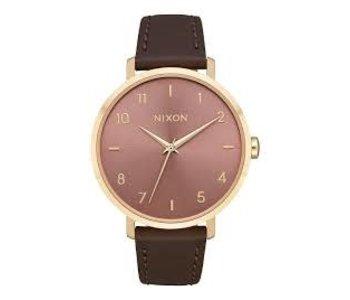 Nixon - montre arrow leather