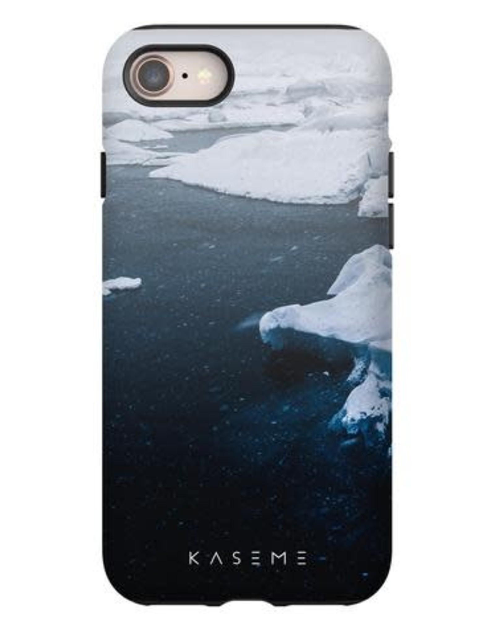 Kaseme Kaseme - étui cellulaire iPhone iceberg