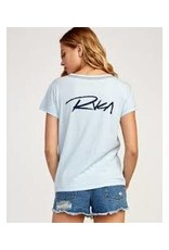 rvca Rvca - t-shirt fast script