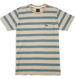 rvca RVCA - T-shirt  junior lucas stripe