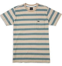 rvca RVCA - t-shirt lucas stripe