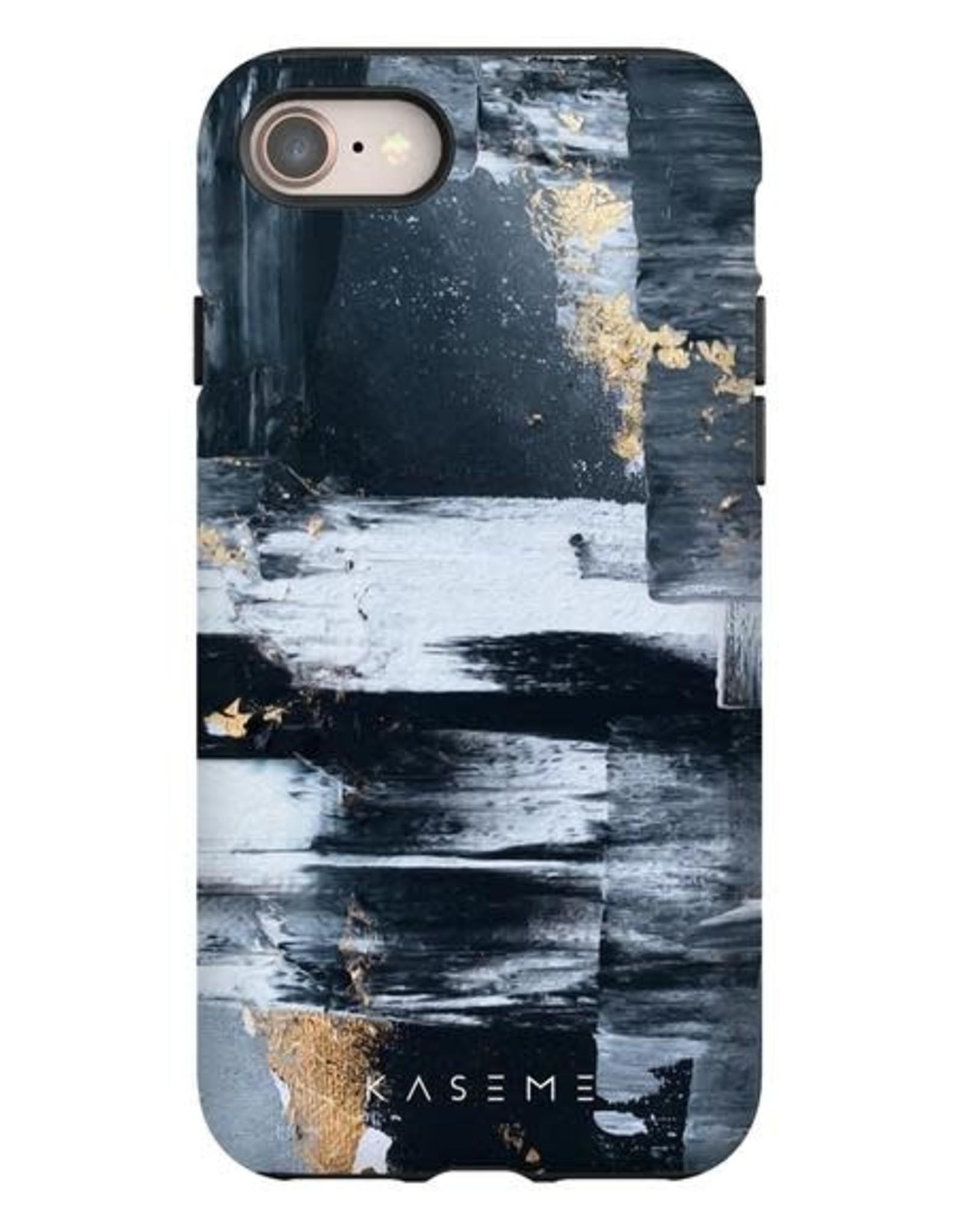 Kaseme Kaseme - étui cellulaire  iPhone goldie