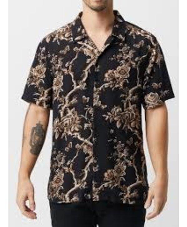 Huf - chemise highline SS