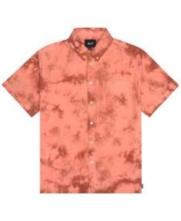 Huf - chemise bowrey SS