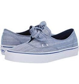 vans Vans - Soulier  femme authentic knotted(lace chambray)