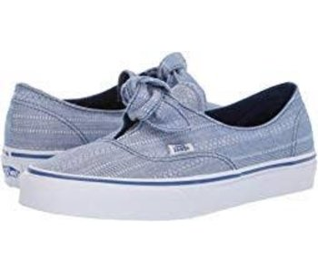 Vans - Soulier  femme authentic knotted(lace chambray)