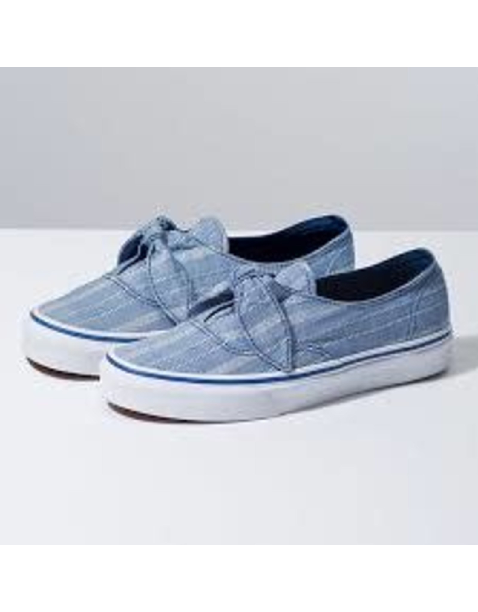 vans Vans - soulier authentic knotted(lace chambray)