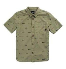 vans Vans - chemise yusuke loggin