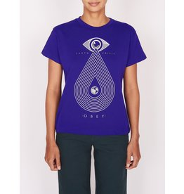 Obey Obey - t-shirt earth crissis recycled organic