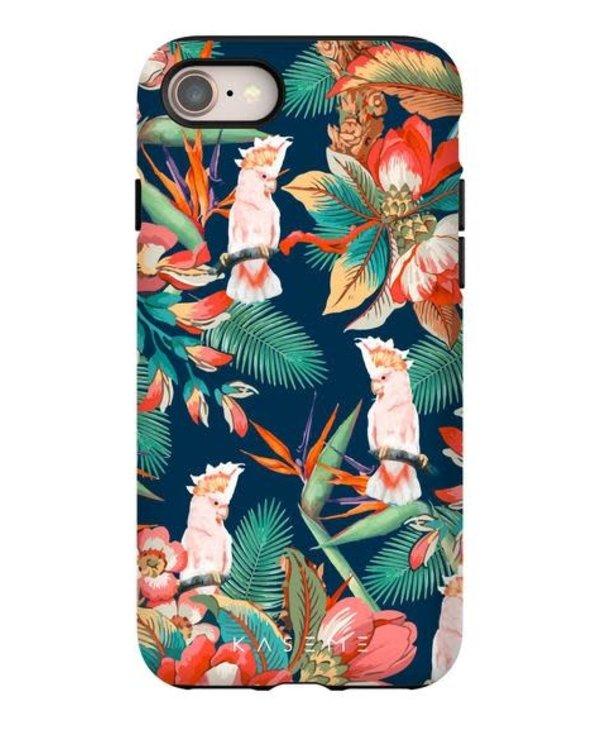 Kaseme - etui cellulaire  iPhone cockatoo