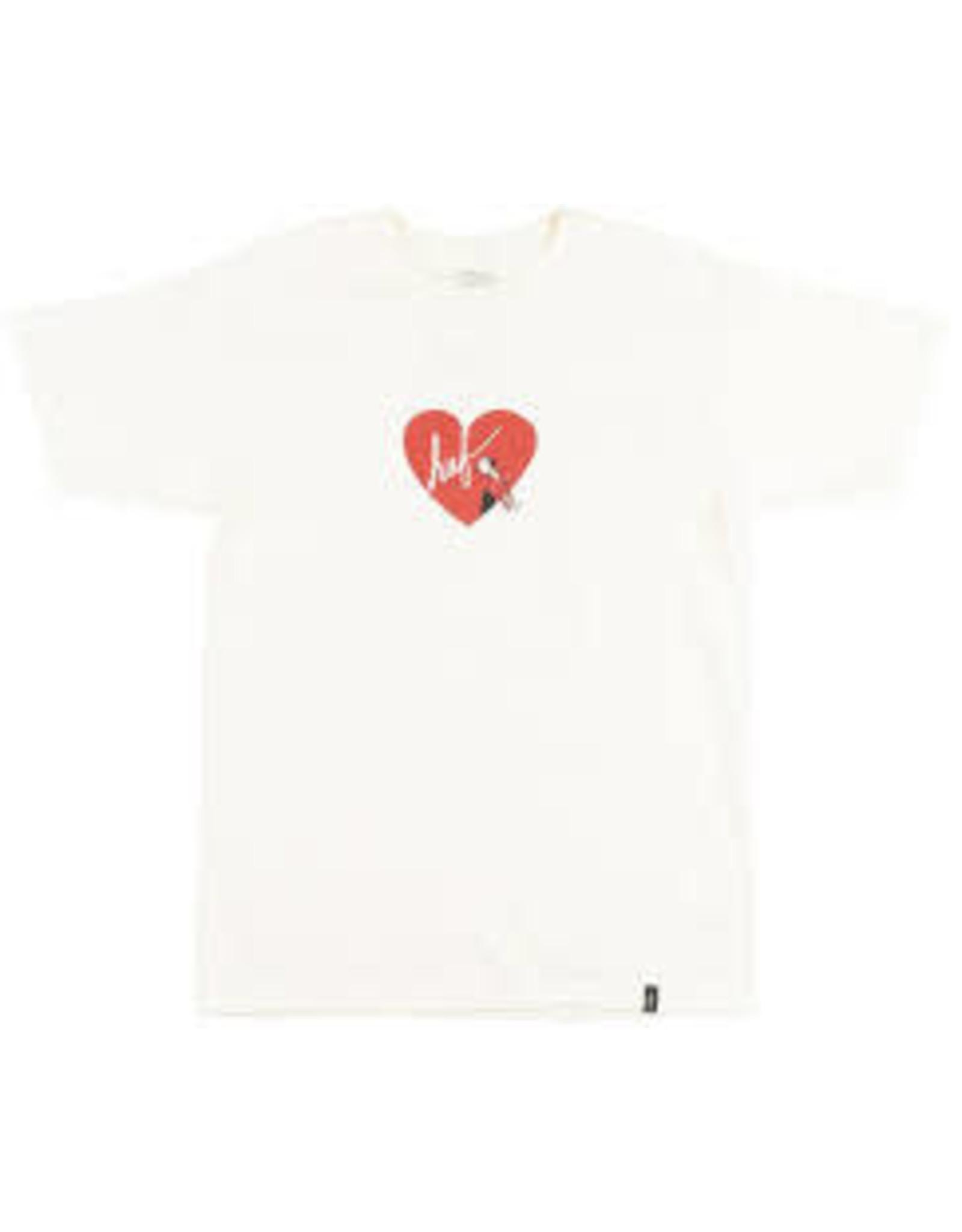 huf Huf - t-shirt olive loves