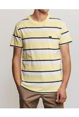 rvca Rvca - t-shirt fjords stripe