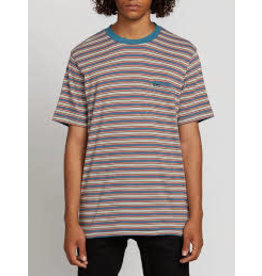 volcom Volcom - T-shirt junior  moore stripe