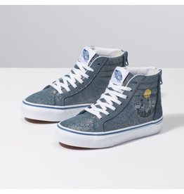 vans Vans - soulier sk8-hi zip (Harry Potter)