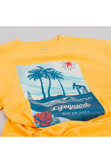Obey Obey - t-shirt lifeguard not on duty recycled