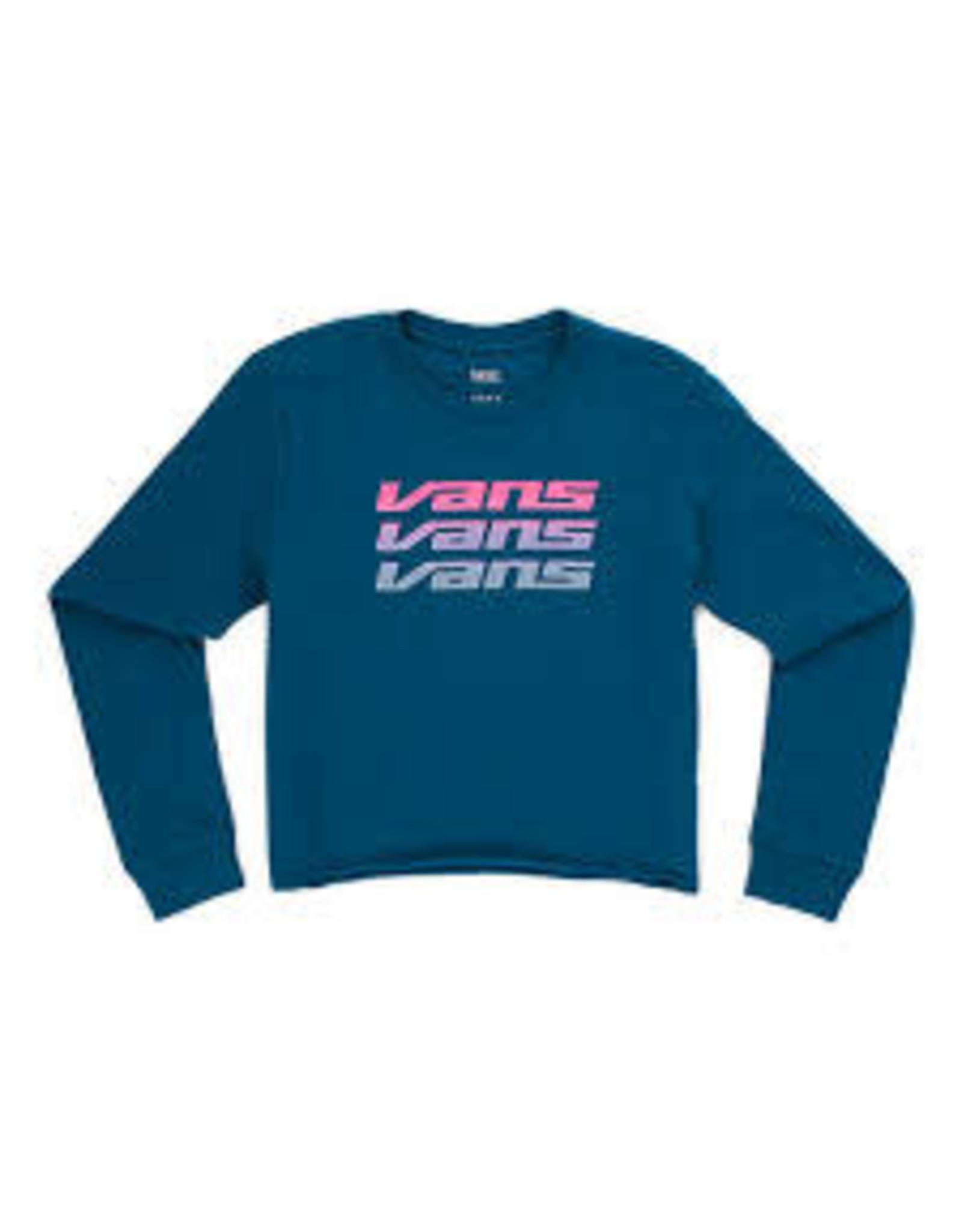vans Vans - chandail long trifecta crop