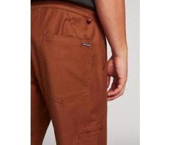 Volcom - Pantalon junior  riser comfort chino