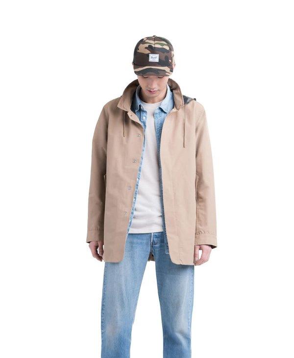 Herschel - manteau stowaway mac