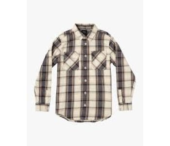 Rvca - Chemise  junior that'll work flannel LS