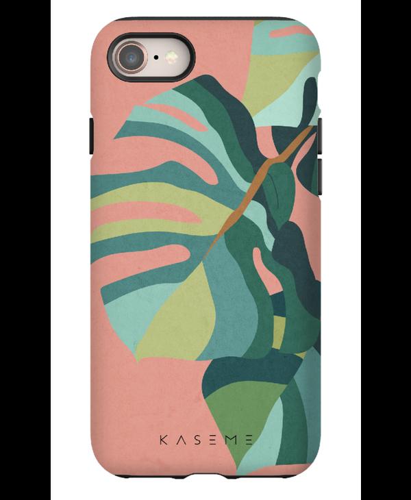 Kaseme - étui cellulaire iPhone tropicana