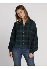 volcom Volcom - chemise untamed feels top