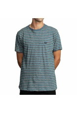 rvca Rvca - t-shirt foz stripe crew