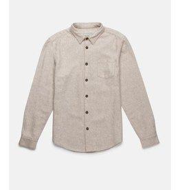 rhythm Rhythm - chemise wool l/s
