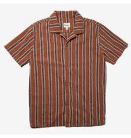 rhythm rhythm - chemise vactions stripe s/s