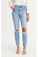Levi's - jeans 501 skinny filiforme