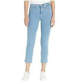 levi's Levi's - jeans 724 high rise straight crop