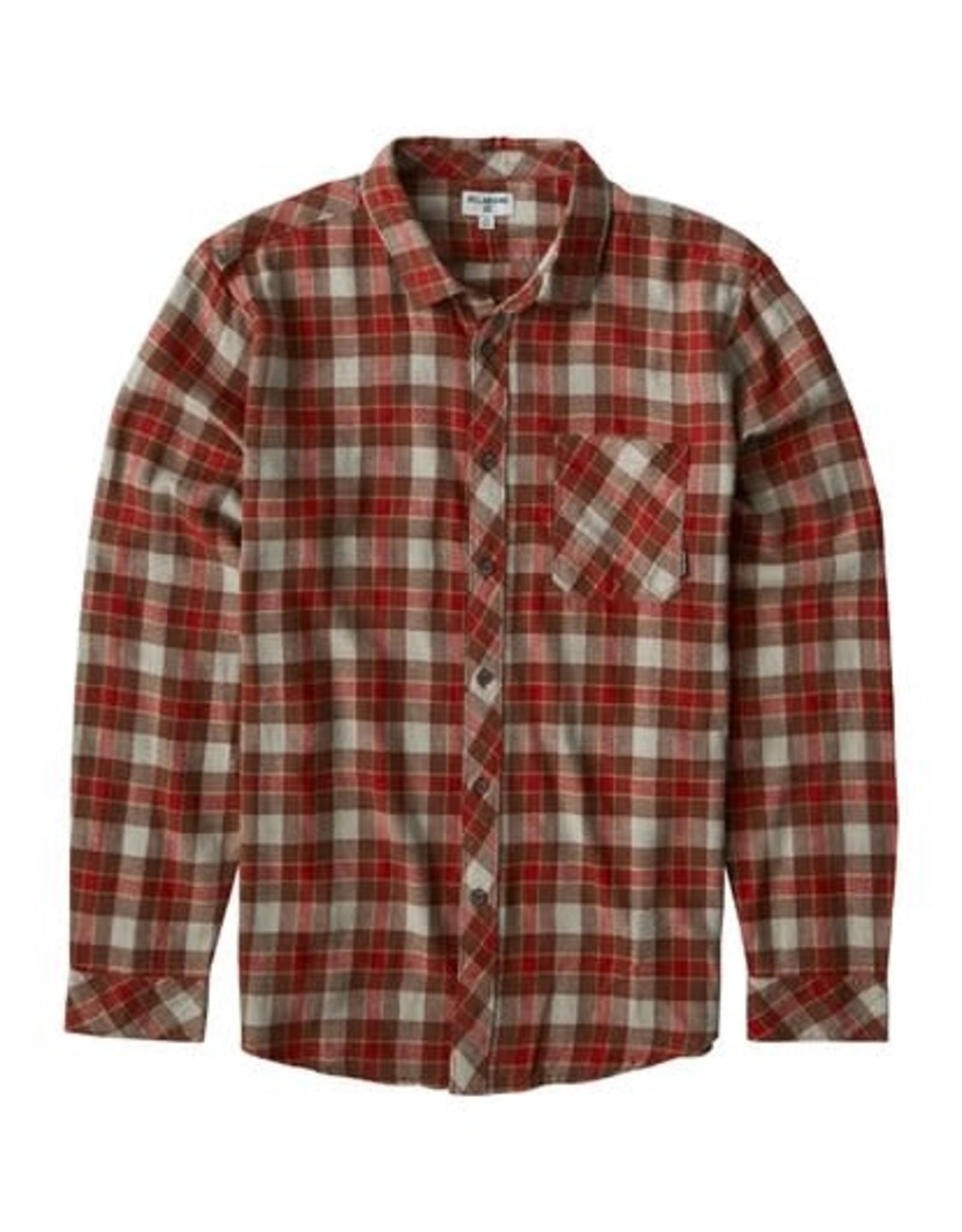 billabong Billabong - chemise freemont LS