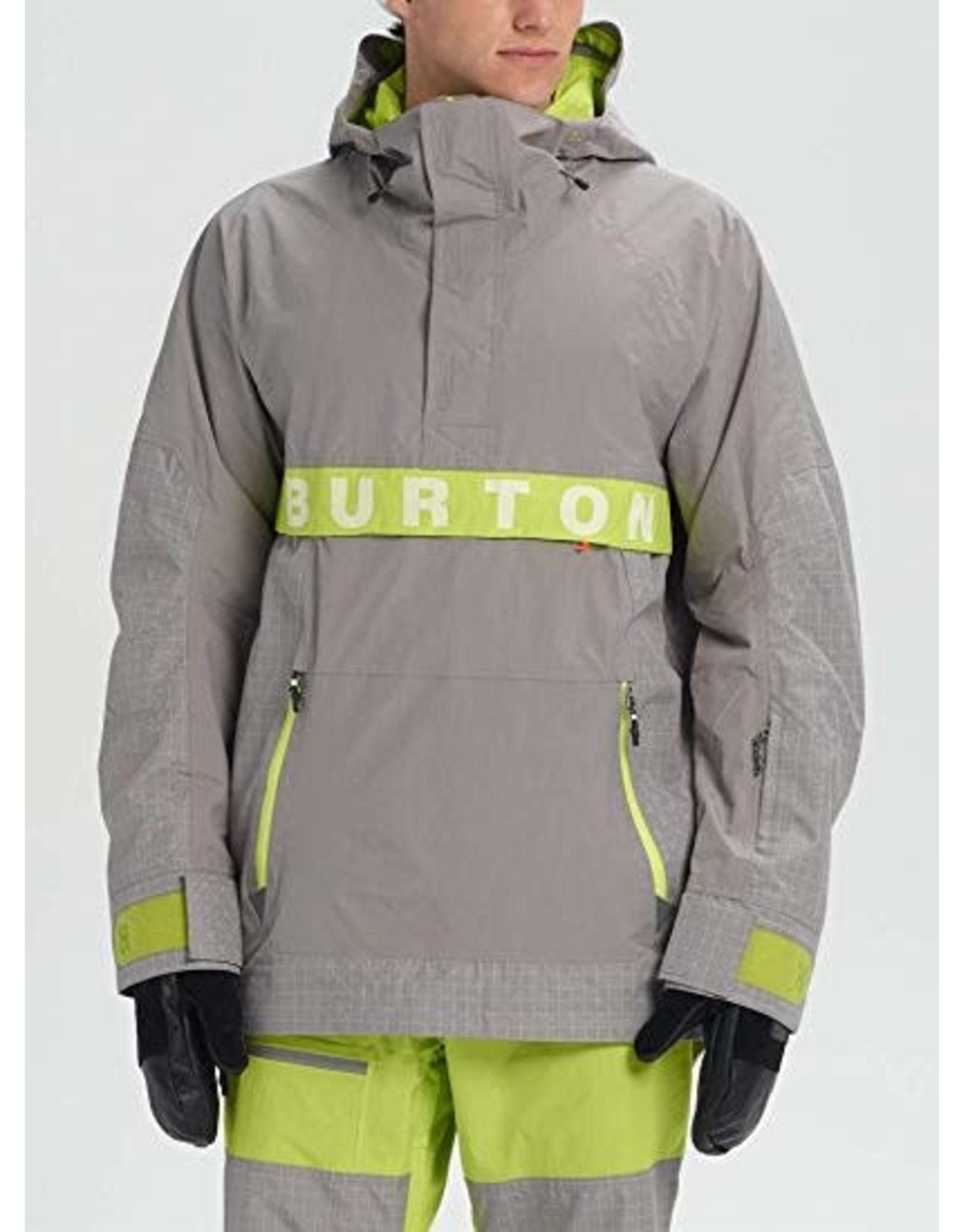 burton Burton - manteau snowboard frostner anorak