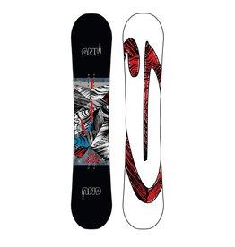 gnu Gun - snowboard carbon crédit BTX