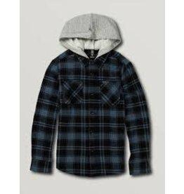 volcom Volcom - chemise shade stone hooded LS