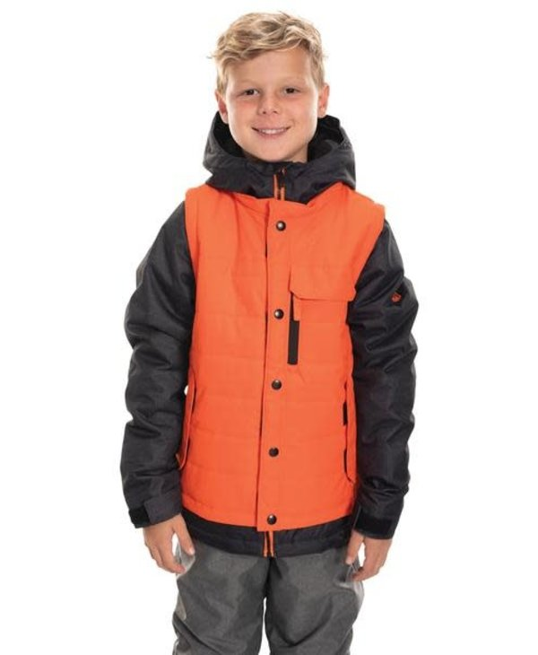 686 - Manteau junior snowboard scout insulated