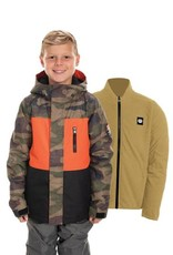 686 686 - manteau snowboard smarty insulated