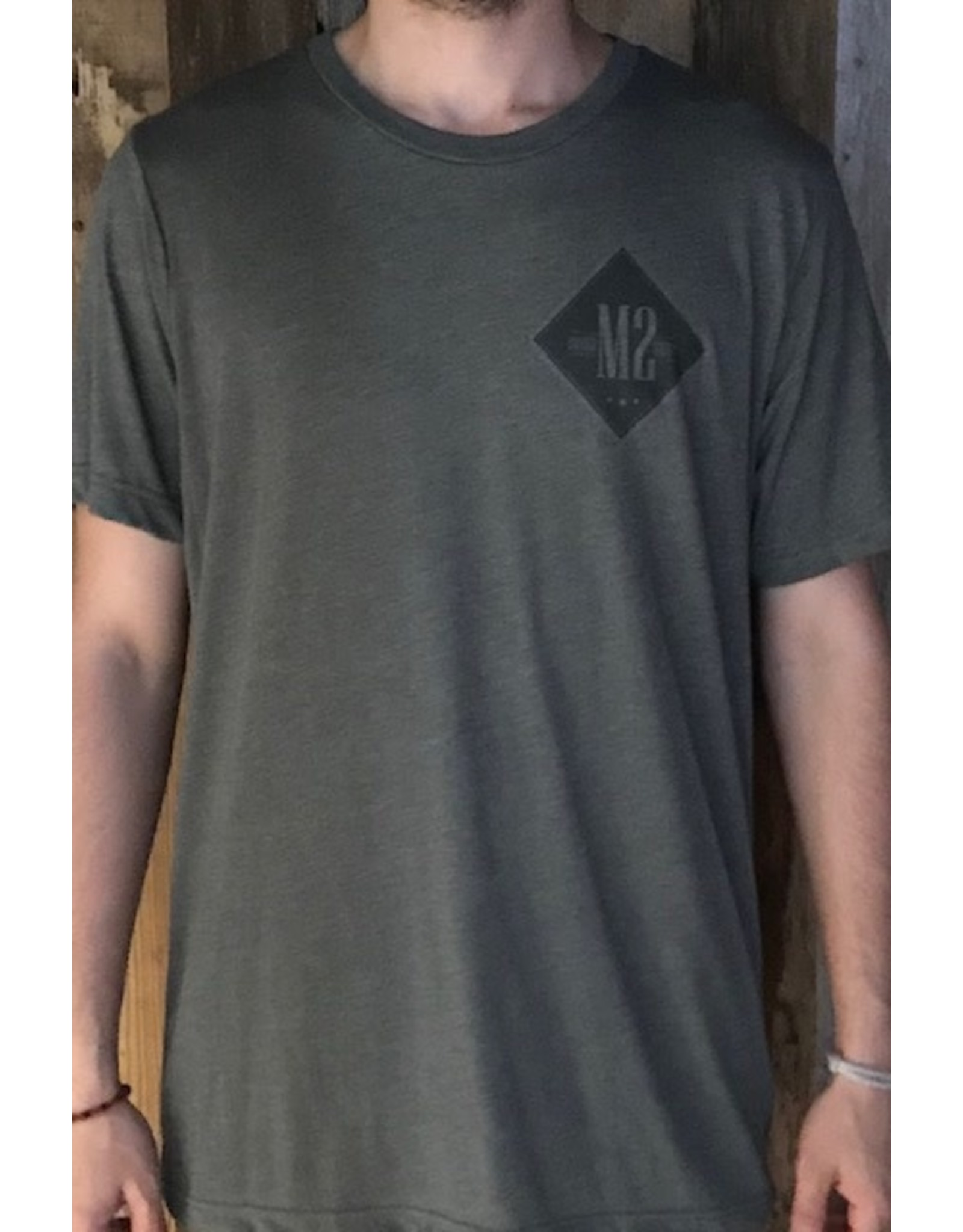 m2 boardshop M2 - t-shirt army