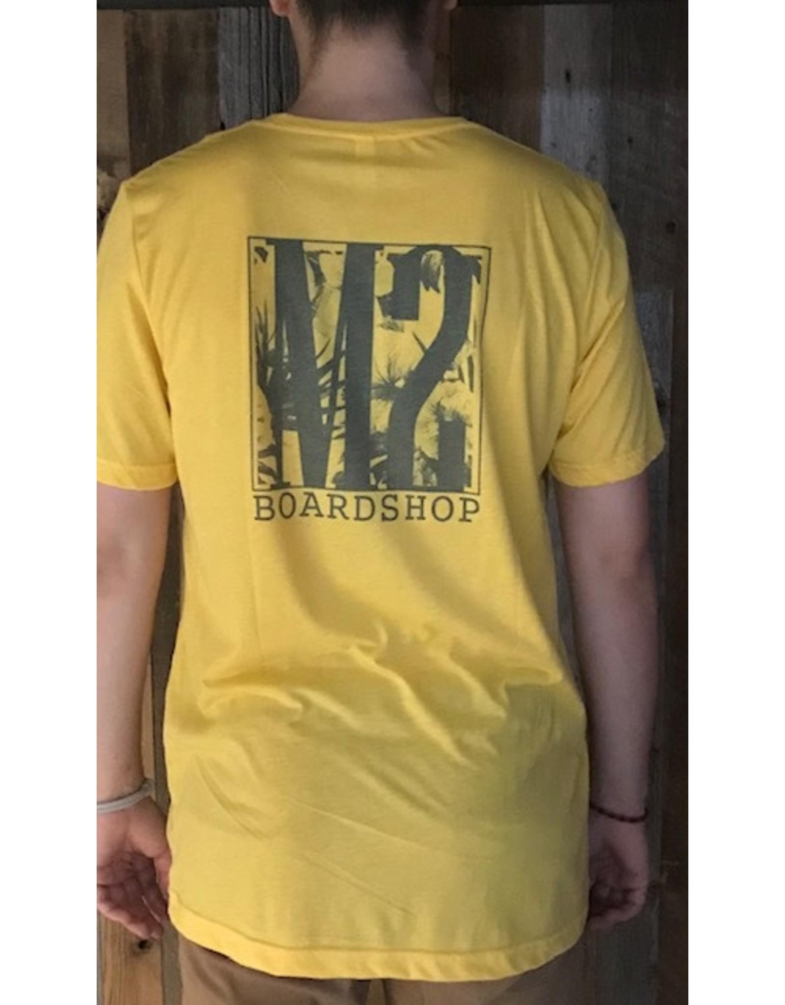 m2 boardshop M2 - t-shirt floral