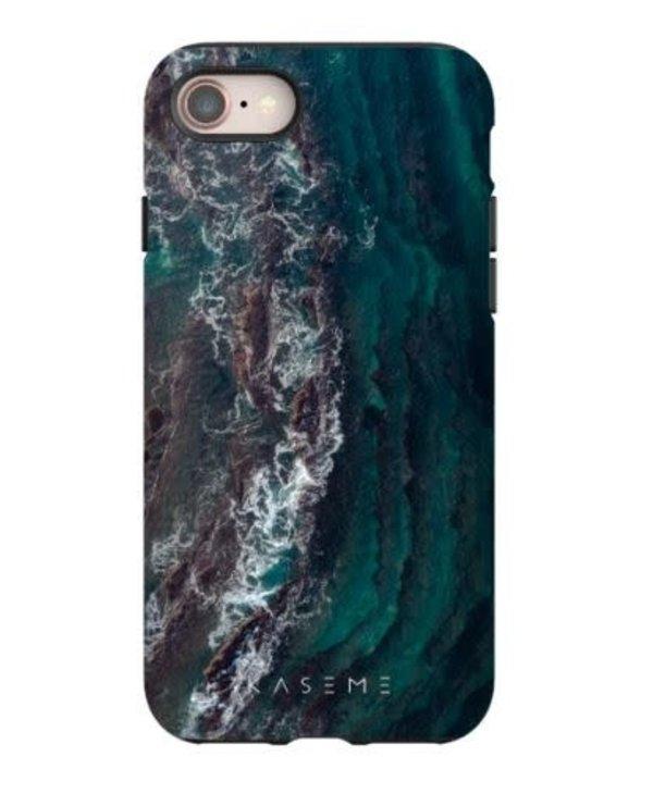 Kaseme - étui cellulaire iPhone high tide