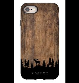 Kaseme KKaseme - étui cellulaire iPhone the moose