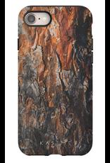 Kaseme kaseme - étui cellulaire iPhone woodchop