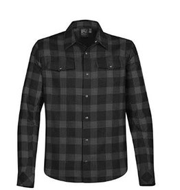 m2 boardshop M2 - chemise logan snap