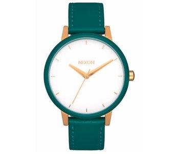 Nixon - montre Kensington leather