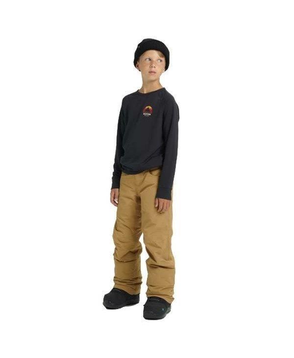 Burton - Pantalon junior snowboard  barnstorm