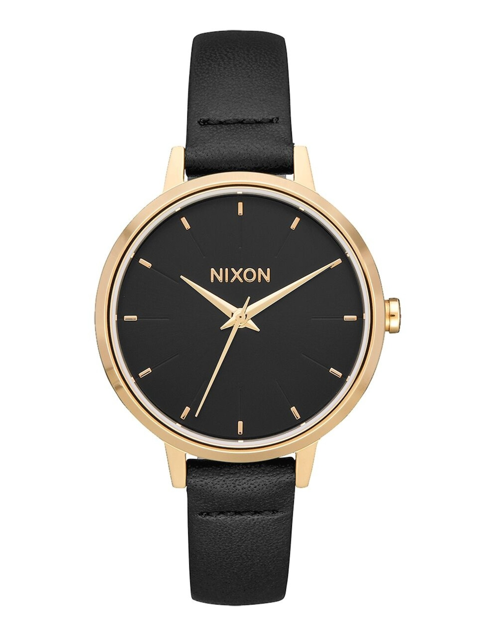 nixon Nixon - montre medium kensington leather